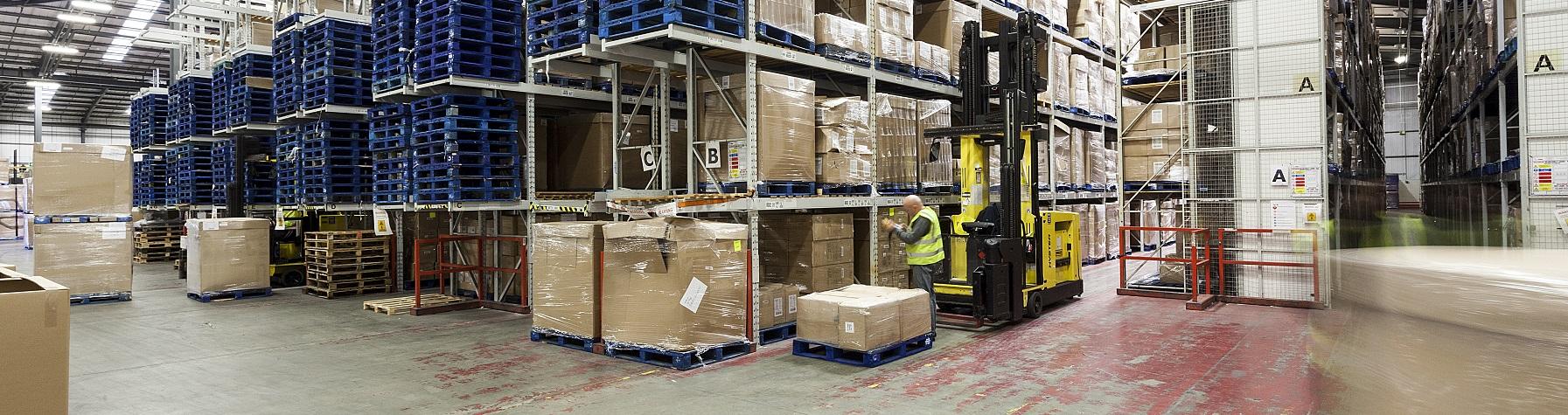 Depot-2-warehouse